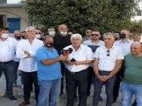 EL-Sen İçişleri Bakanlığı'nın elektriğini kesti