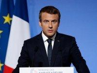 Macron Kıbrıs'a geliyor