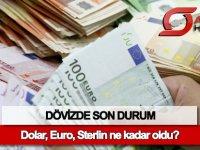 YEP ertesi Dolar, Euro ve Sterlin kaç Lirada?