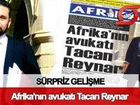 Afrika'nın avukatı Tacan Reynar