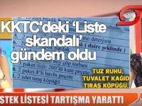 'Eğitimdeki liste skandalı' Türkiye medyasında gündem oldu