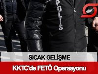 KKTC ve Türkiye'de FETÖ/PDY operasyonu