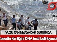 Cesedin kimliğini DNA testi belirleyecek