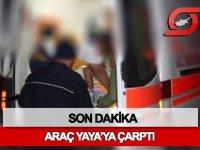Lefkoşa'da kaza: Araç yayaya çaptı