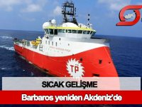 Barbaros Hayreddin Paşa yeniden Akdeniz'de