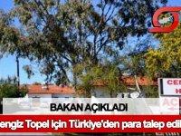 Cengiz Topel Hastanesi için Türkiye'den para talep edildi