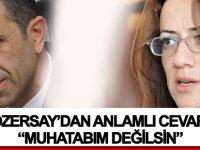 Özersay'dan CTP'li Vekil'e: Boş konuşuyorsun!