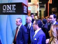 Ataoğlu İstanbul'da düzenlenen ACE of MİCE Exhibition Fuarı'nda