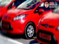 Kiralık araç plakaları yeniden kırmızı oluyor!