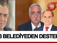 Eğitim Bakanı Çavuşoğlu'ndan 3 belediye başkanına teşekkür