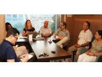"""TDP """"Yuvarlak masa sohbet toplantıları"""" devam ediyor"""