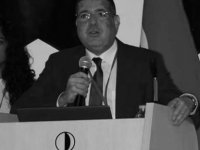 YDÜ yasta: Serdar Susever hayatını kaybetti