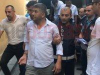Mahkemede olay çıkaran 6 kişiye 3 gün tutukluluk