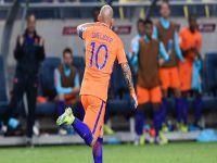 Hollanda ile İsveç, 1-1 Berabere Kaldı