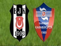Beşiktaş karşısında 7 eksikle puan arayacak