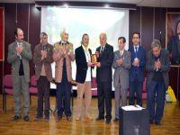 Hasan Çakmak'a Başarı Özel Ödülü