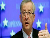 Juncker'den Akıncı ve Anastasiadis'e mektup