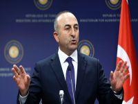 Çavuşoğlu'ndan Kıbrıs açıklaması!