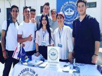 Kıbrıs İlim Üniversitesi Sedat Simavi Endüstri Meslek Lisesinde Tanıtım Yaptı