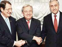 Guterres liderlerden ortak niyet bekliyor