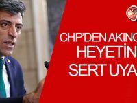 CHP'li Yılmaz'dan Akıncı'ya: Siz müzakereyi bilmiyorsunuz!