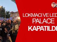 Ledra Palace'da olay çıktı!
