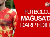 Mağusa'da Futbolcu ciddi şekilde DARP edildi!