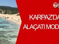 Karpaz'da Alaçatı modeli