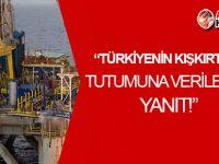 Güney Kıbrıs 'enerji planları'na devam!