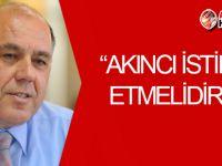 Erk'ten Akıncı'ya istifa çağrısı!
