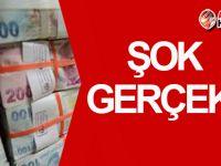 Türkiye'nin KKTC'ye gönderdiği paralar ile ilgili ŞOK GERÇEK!