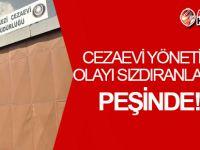 'İntihara teşebbüs' olayı CEZAEVİ'Nİ KARIŞTIRDI!