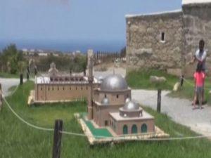 Miniakıbrıs'ta Kıbrıs'ın tarihine yolculuk